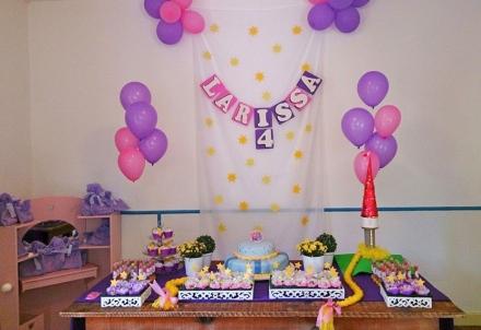 Mesa da Rapunzel